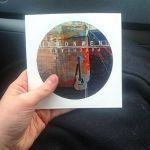 A hard copy of my EP!