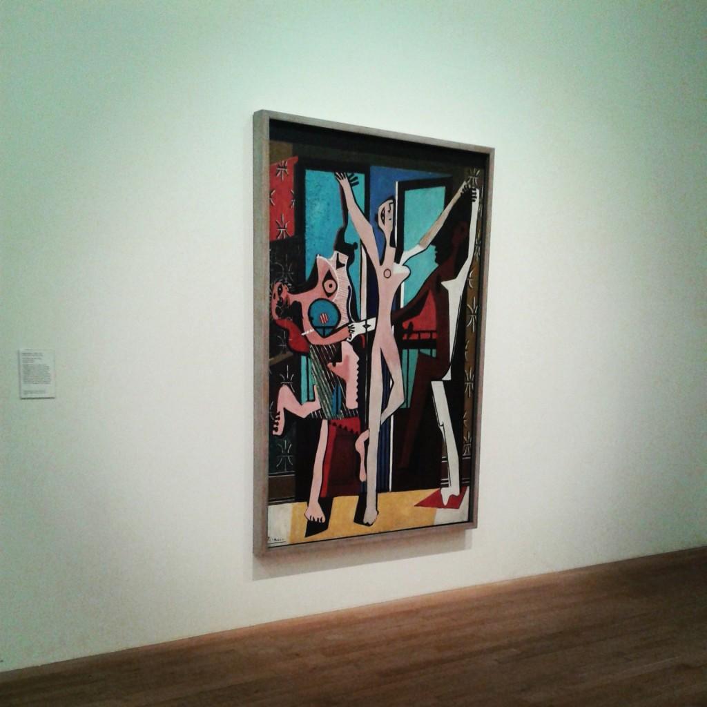 Picasso - a genius.