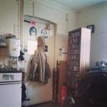Studio life.