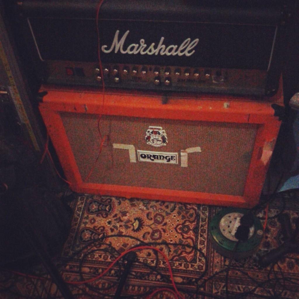 Pretty amps.